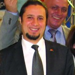 senior Cristian Pandel