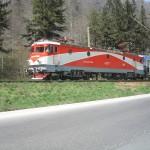 Tren Valea Prahovei