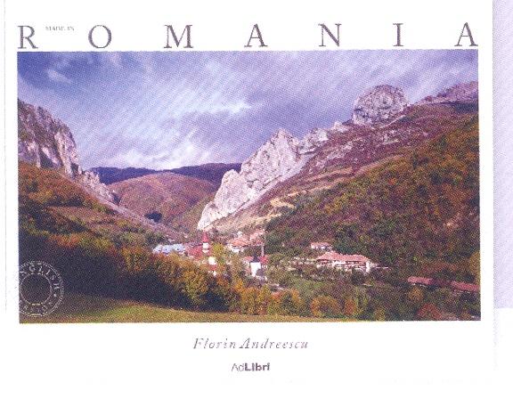 carte Romania