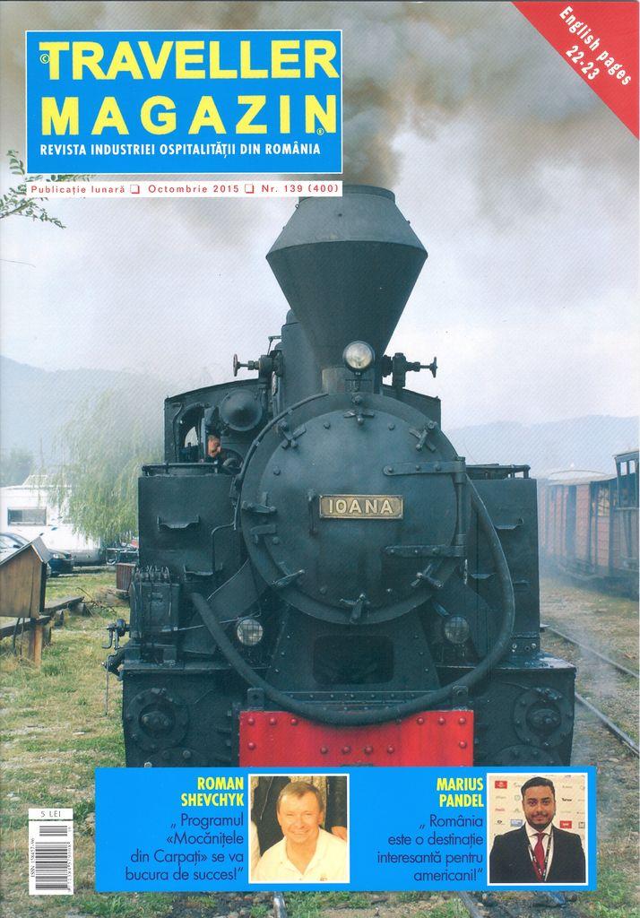 Traveller Magazin 139