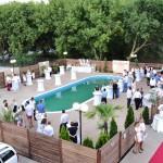 Hotel event Herculane