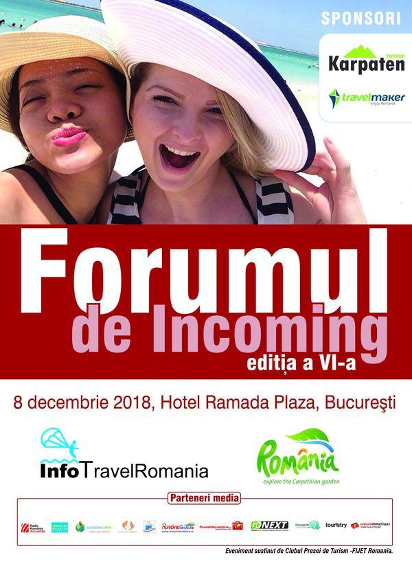 Forumul de Incoming VI
