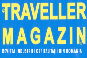 TRAVELLER MAGAZIN Revista industriei ospitalitatii din Romania